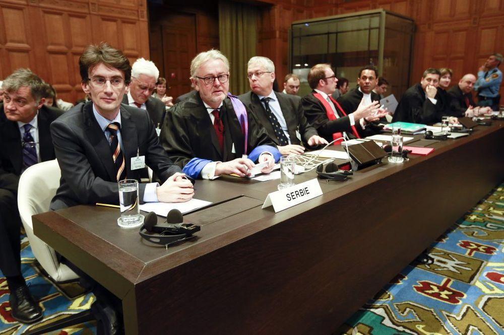 HAŠKA PRAVDA: Presuda u sporu Hrvatske i Srbije do februara