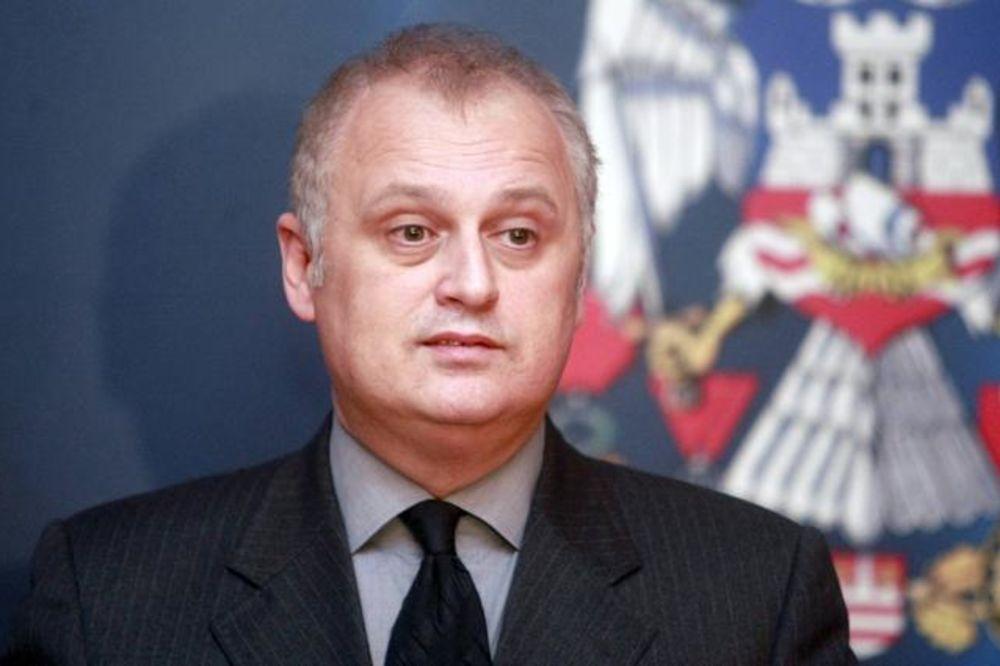Vesić: Dopis bivšeg direktora GSP o uplati 8 miliona dinara fudbalskom klubu je skandal