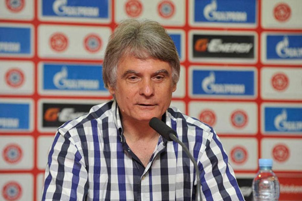 SAVIĆ UOČI DERBIJA: Prvenstvo će biti gotovo ako Partizan pobedi