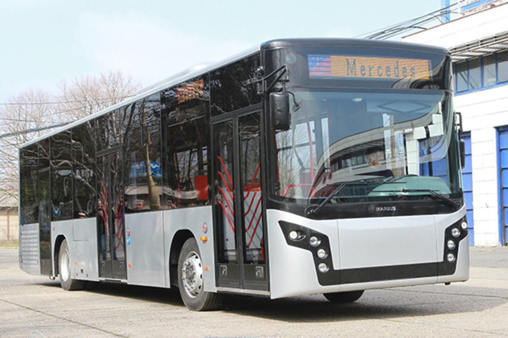ZVEZDA SAJMA AUTOMOBILA: Počela prodaja Ikarbusovog autobusa