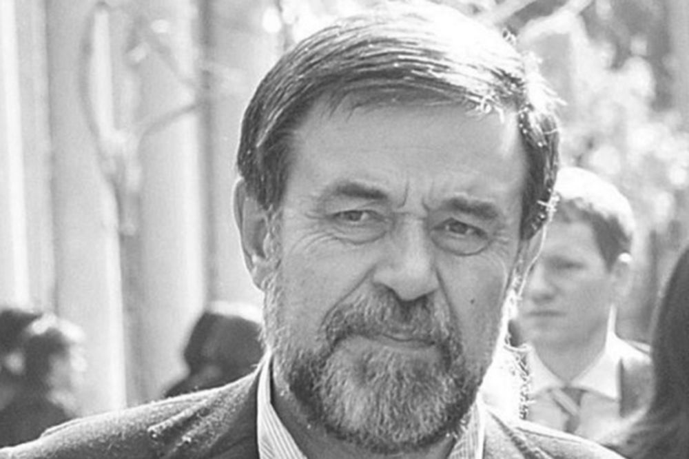 Preminuo profesor Gašo Knežević