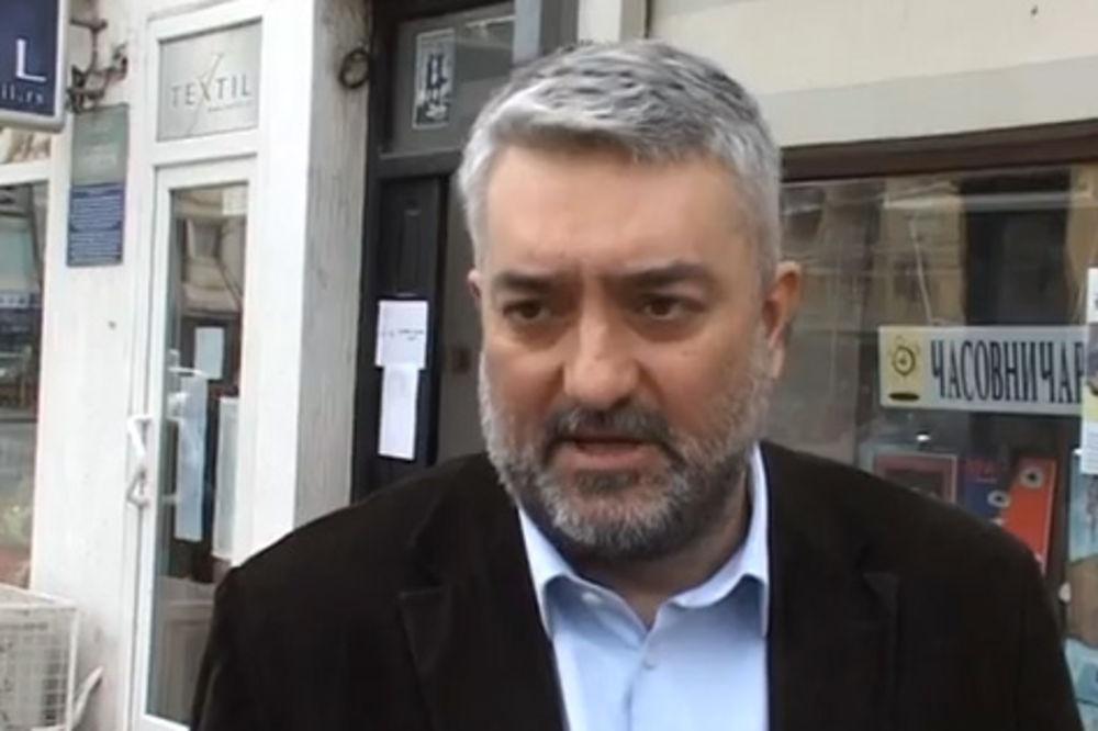 DUŠAN PETROVIĆ: Vučić je raspisivanjem parlamentarnih izbora napravio grešku