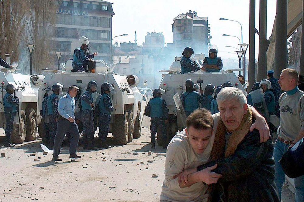 ДЕНЬ ПАМЯТИ ЖЕРТВ: 12-я годовщина погрома сербов в Косово