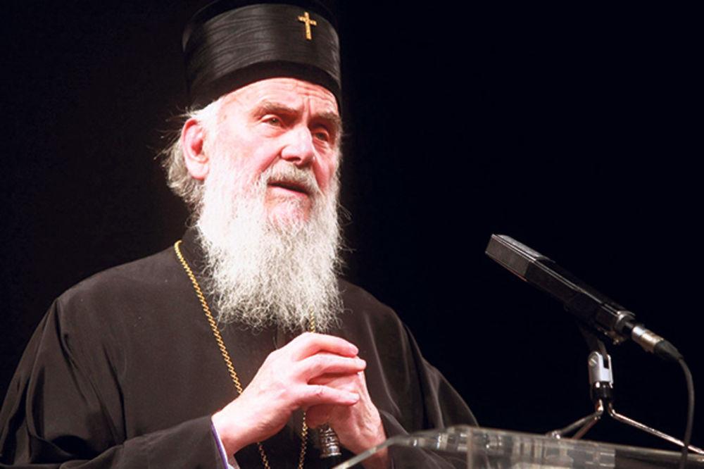 BEOGRAD: Patrijarh Irinej obeležio Lazarevu subotu
