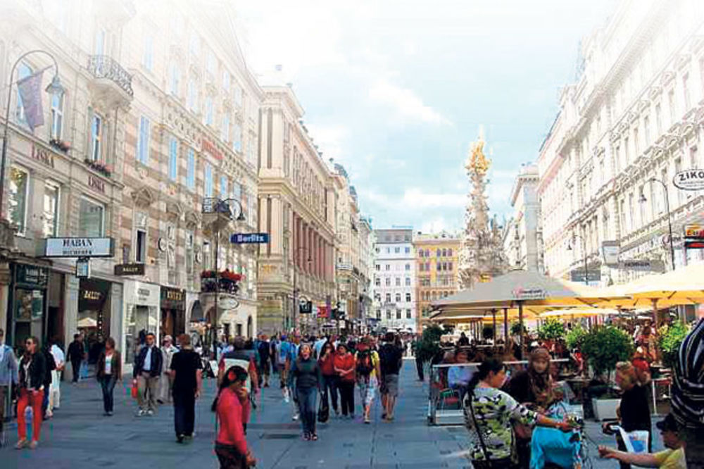 DUPLO MANJE OD ŠVAJCARSKE: Prosečna godišnja plata u Austriji 28.000 evra