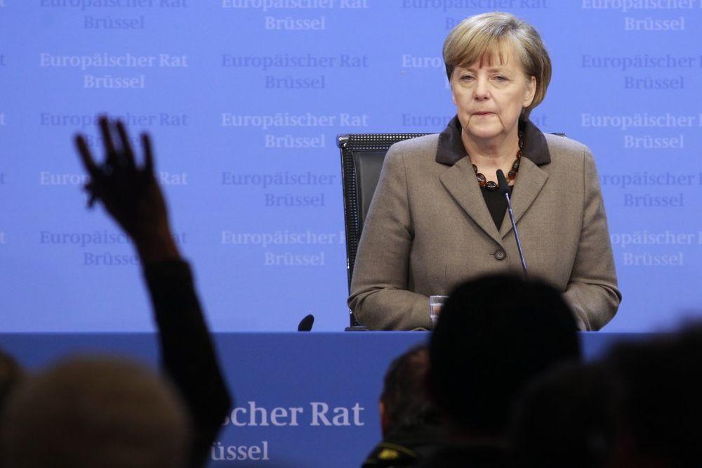 Angela Merkel, Foto AP
