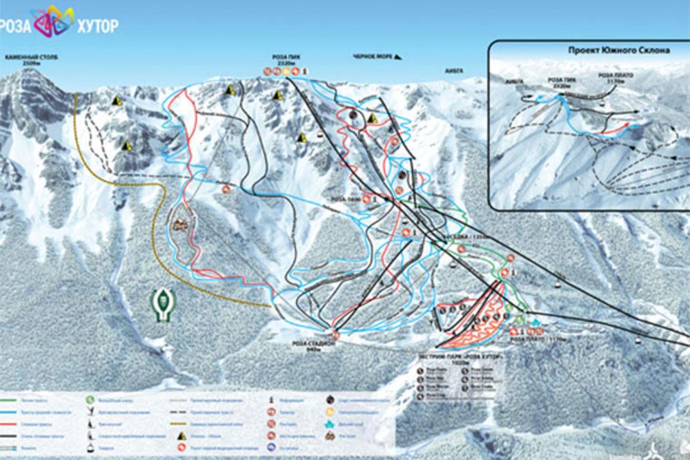 TRAGEDIJA U SOČIJU: Troje skijaša poginulo u lavini na stazi gde su održane ZOI