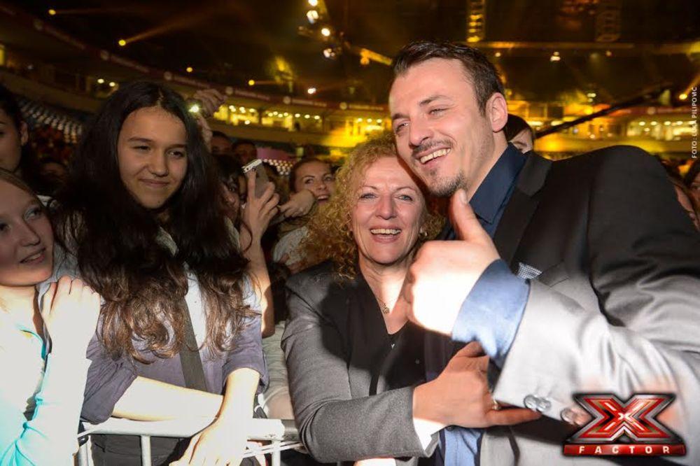 DANIEL KAJMAKOSKI U SUZAMA: Pobedom sam konačno usrećio svoju majku!
