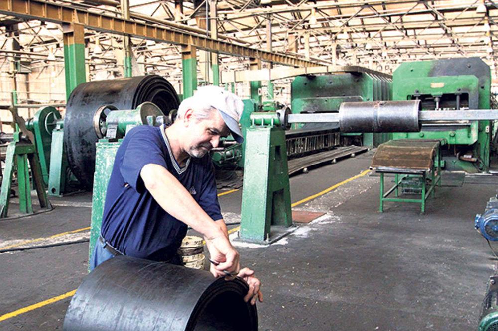 Pad industrijske proizvodnje u Austriji