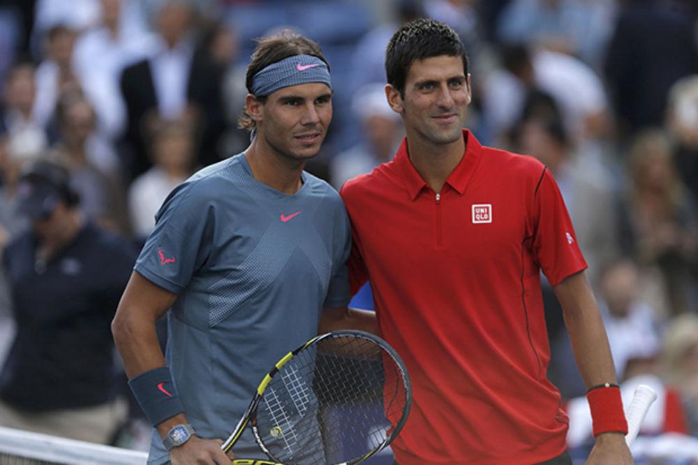 NADAL HVALI ĐOKOVIĆA: Novak je fantastičan zaslužio je sve što mu se dešava