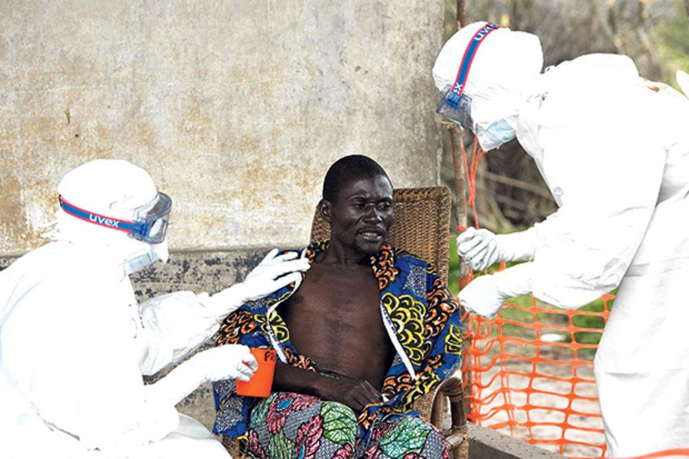 AFRIKA: Epidemija ebole najsmrtonosnija do sada