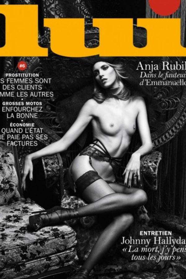 Slike golih žena u halterima