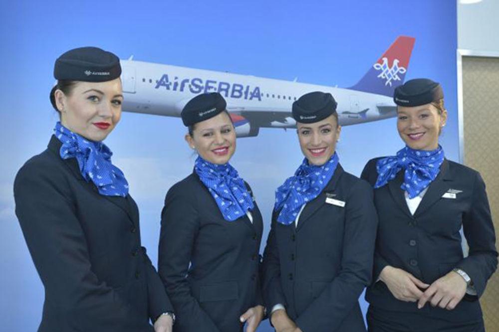 Er Srbija uvela letnju liniju Beograd-Pula