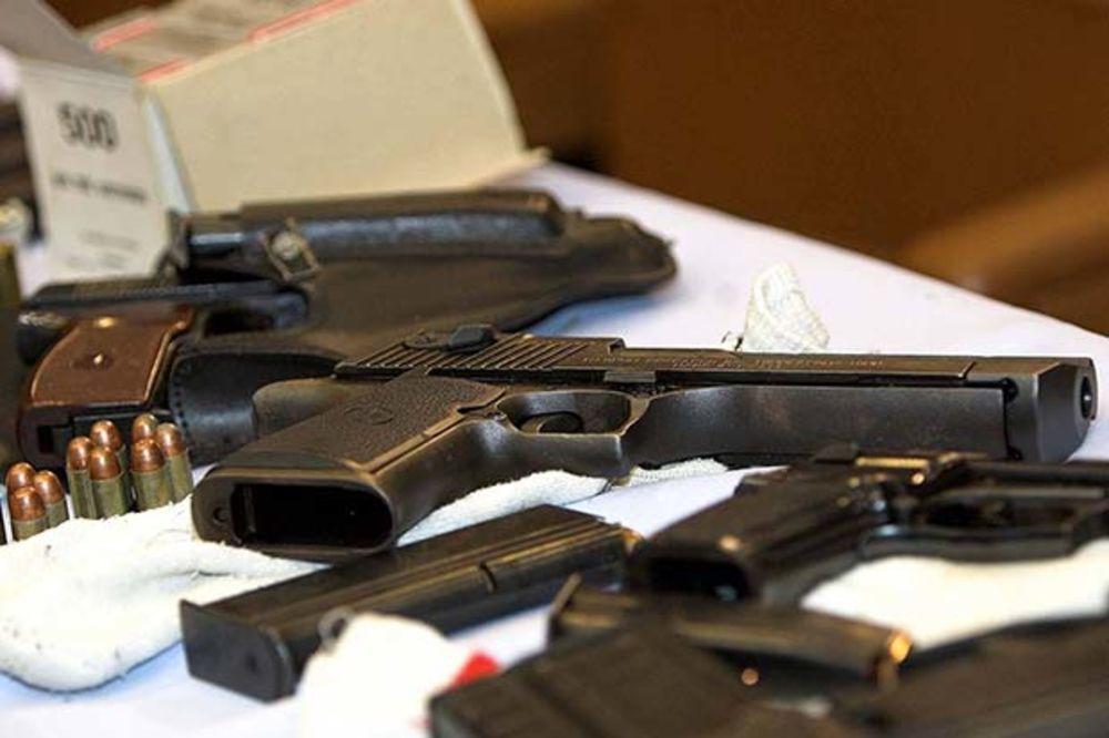 ARSENAL U ŽAGUBICI: U stanu skrivao naoružanje!