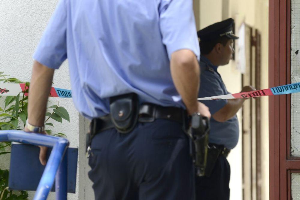 HOROR U ALEKSINCU: Razjarena devojčica (14) sonom kiselinom polila policajca