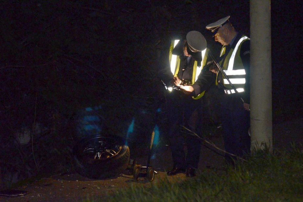 BURNA NOĆ U BEOGRADU: 5 povređenih u 4 saobraćajne nesreće
