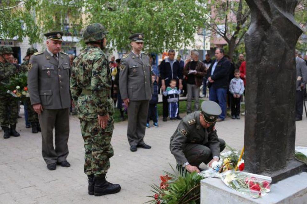 Sećanje na bombardovanje Aleksinca