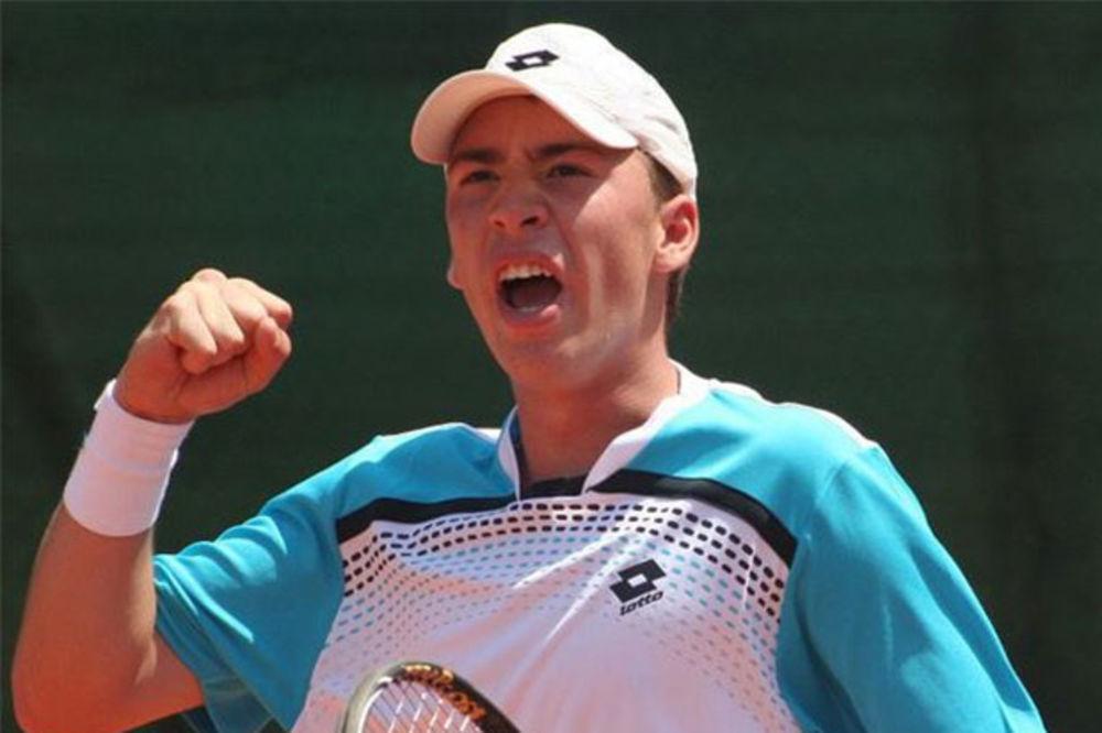 VELIKI USPEH: Krstin osvojio turnir u Antaliji