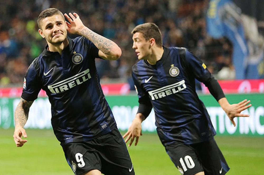 SERIJA A: Ikardi pogodio za pobedu Intera nad Romom
