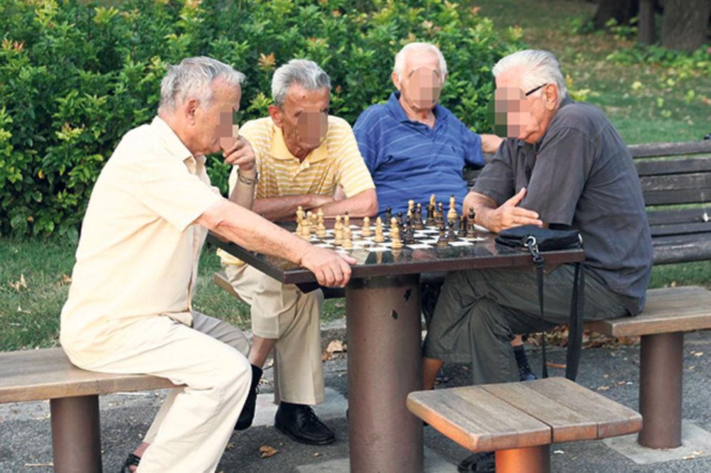 ŠTRAJK U PIO: Neizvesna isplata aprilske penzije