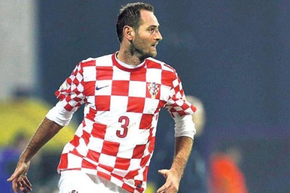 SRBI ZGROŽENI: Hrvatski fudbaleri slede običnu budalu