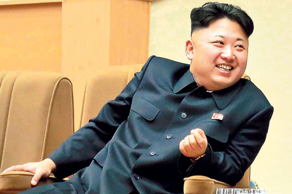 UDAR NA SAVEZNIKA: Mladi Kinezi ismevaju Kim Džong Una