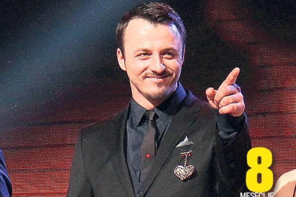 Daniel Kajmakoski: Oženio bih se Cecom iako ne volim silikone!