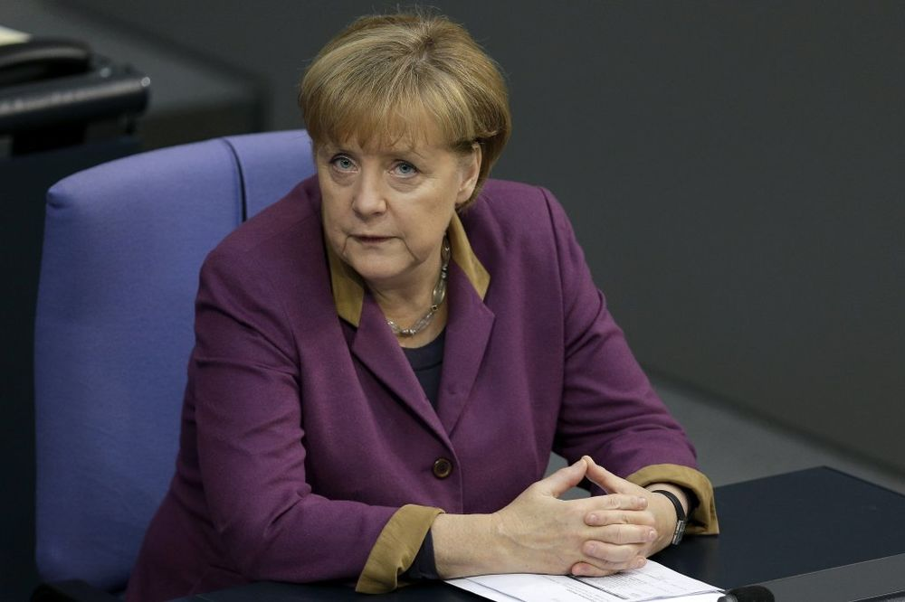 Angela Merkel, AP Photo