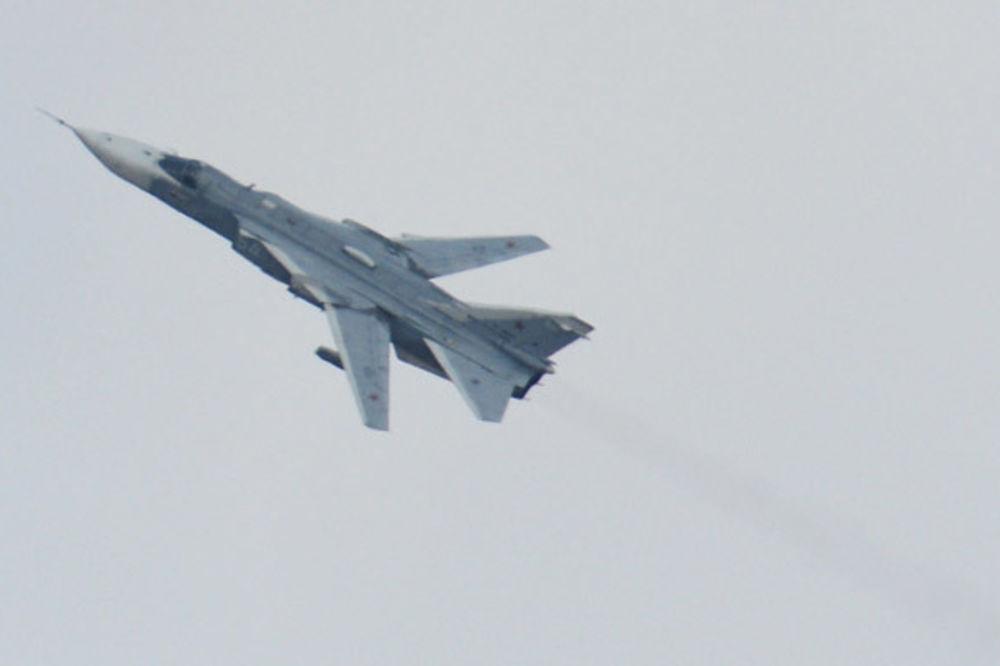 Tragedija: Srušio se vojni avion SU-24 prilikom poletanja