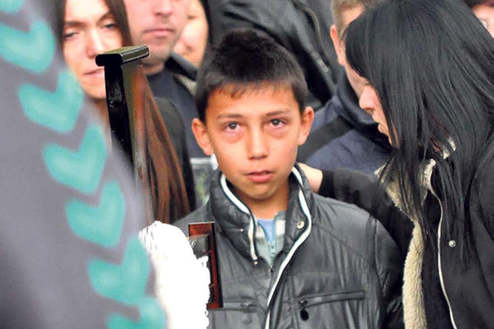 POSLE TRAGEDIJE U IBRU: Otvoren žiro-račun za pomoć malom Marku Vučiniću (11)