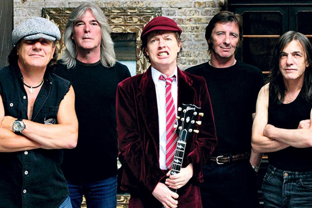 Novi album grupe AC/DC početkom decembra