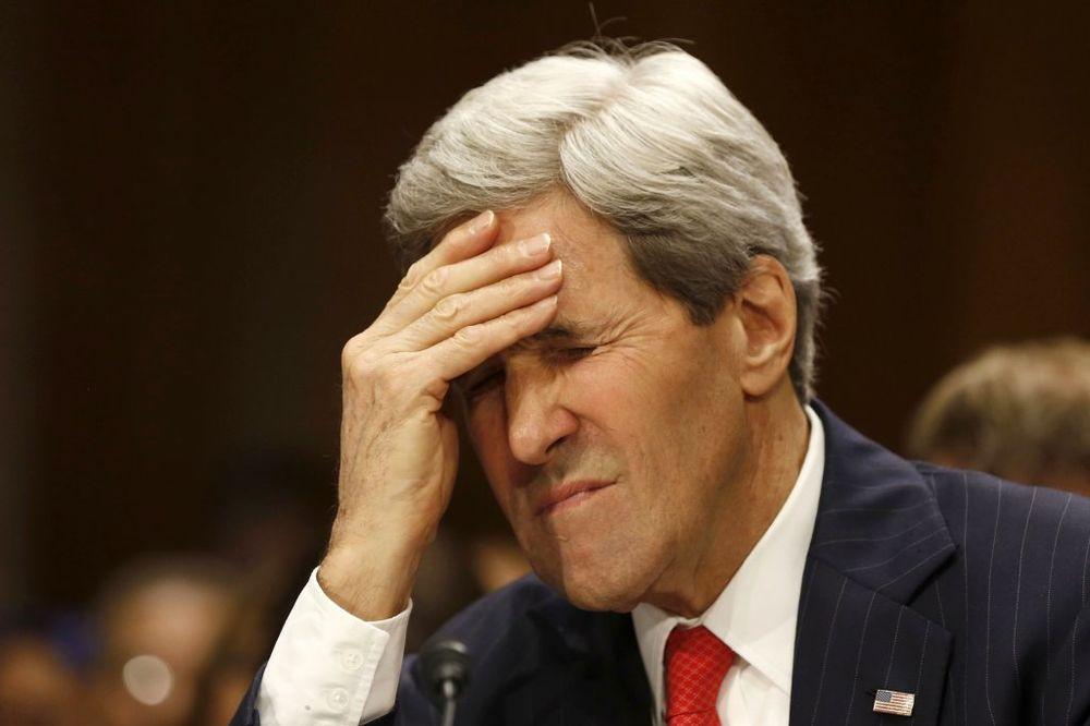 KERI STIGAO U BEČ: Teški pregovori sa Iranom!