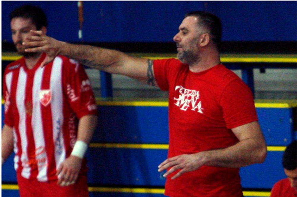 TERMINATOR NA TERENU: Nenad Peruničić (44) se vraća iz penzije i ponovo igra za Zvezdu!