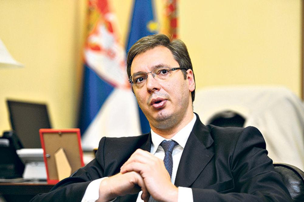 VUČIĆ O RAMI: Mi smo naše osudili, a oni još mašu zastavom velike Albanije