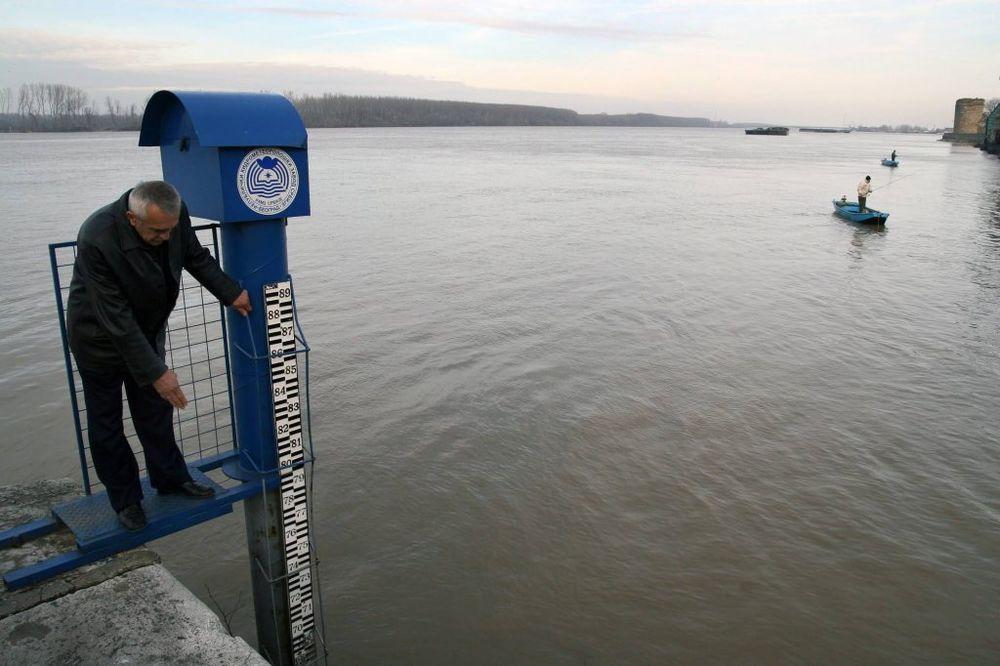 UPOZORENJE: Raste vodostaj na dvadesetak reka