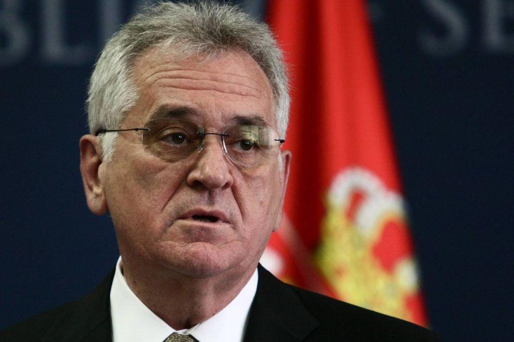OTKAZAO UČEŠĆE: Nikolić ne ide u Belgiju zbog simbola Kosova