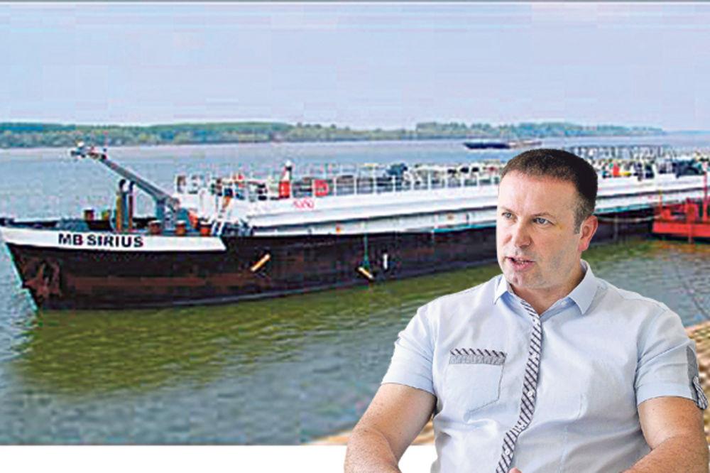BANKROTIRAO: Miletu Brežančiću zaplenjeni brodovi