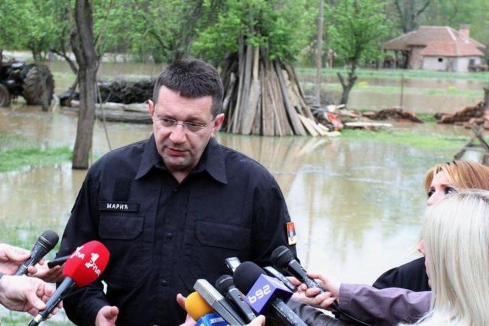 MARIĆ: Nevreme nije napravilo veće probleme u Srbiji