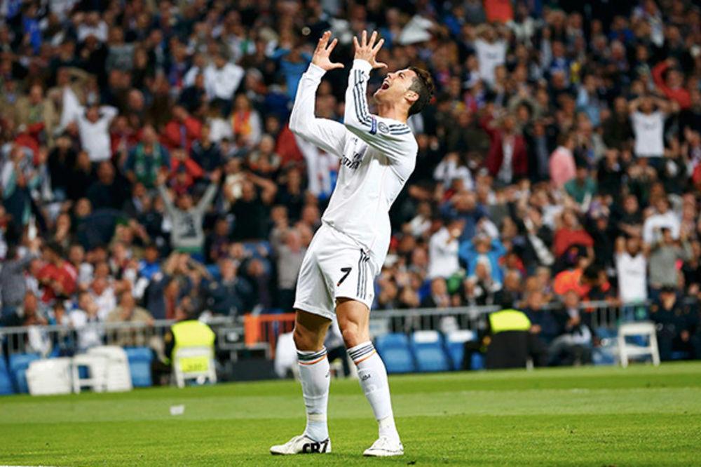 IMA SVOJ CILJ: Ronaldo se vraća u Junajted tek kada obori rekord koji je zacrtao