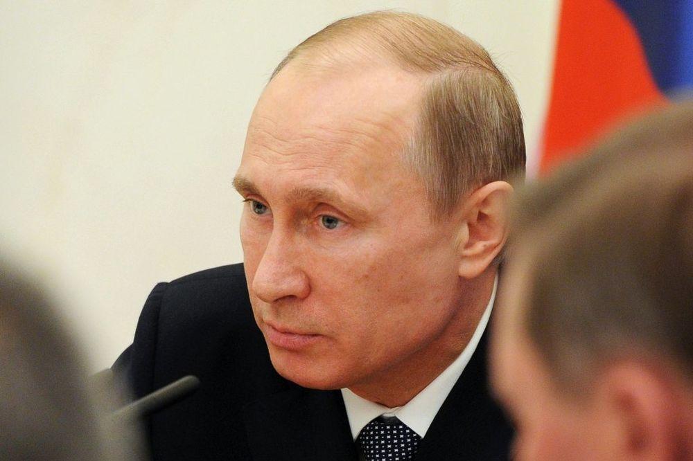 Vladimir Putin: Napad na Slavjansk je odmazda Kijeva Foto Reuters