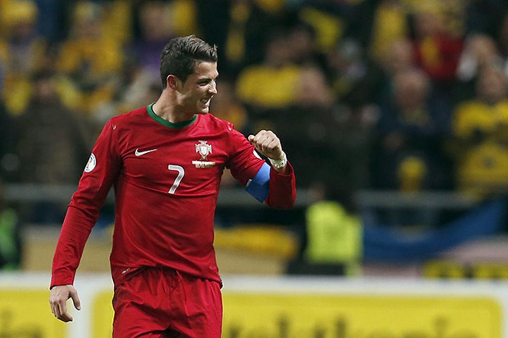 (VIDEO) LJUBITELJ LUKSUZA: Ronaldov novi automobil ostavlja bez daha