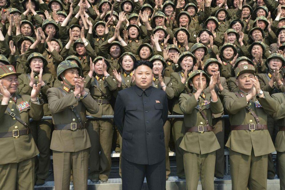 SAJBER ARMIJA: Kim priprema 6.000 hakera za napad na Južnu Koreju