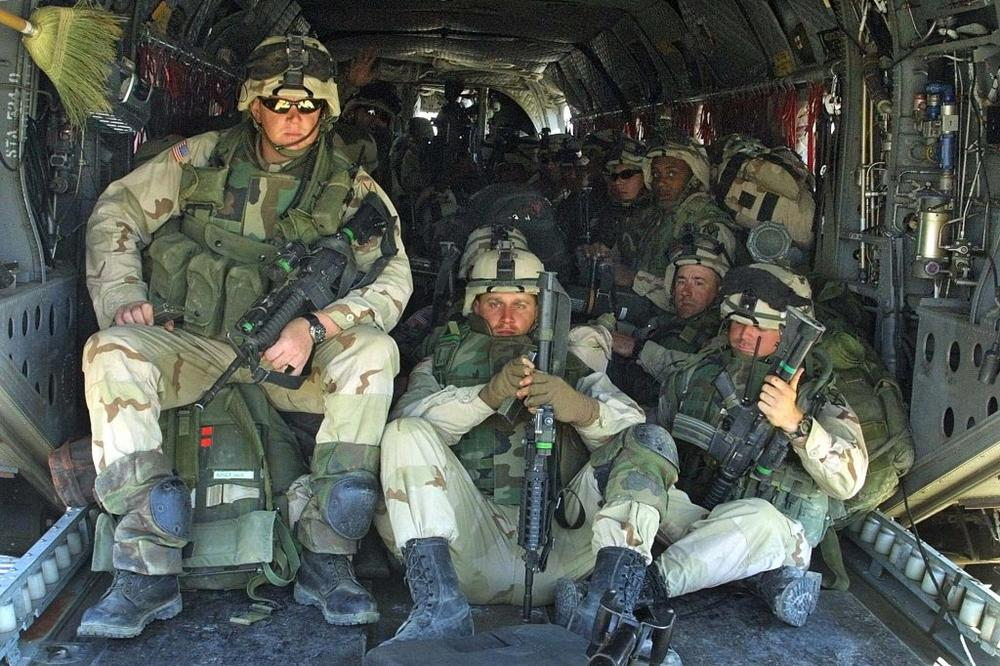 U DVORIŠTU RUSIJE: Amerikanci šalju 300 vojnika u Ukrajinu