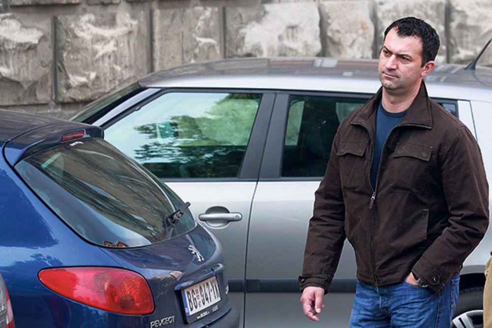 ĐILASOV MENADŽER DOBIO NANOGICU: Aleksandar Bijelić u kućnom pritvoru