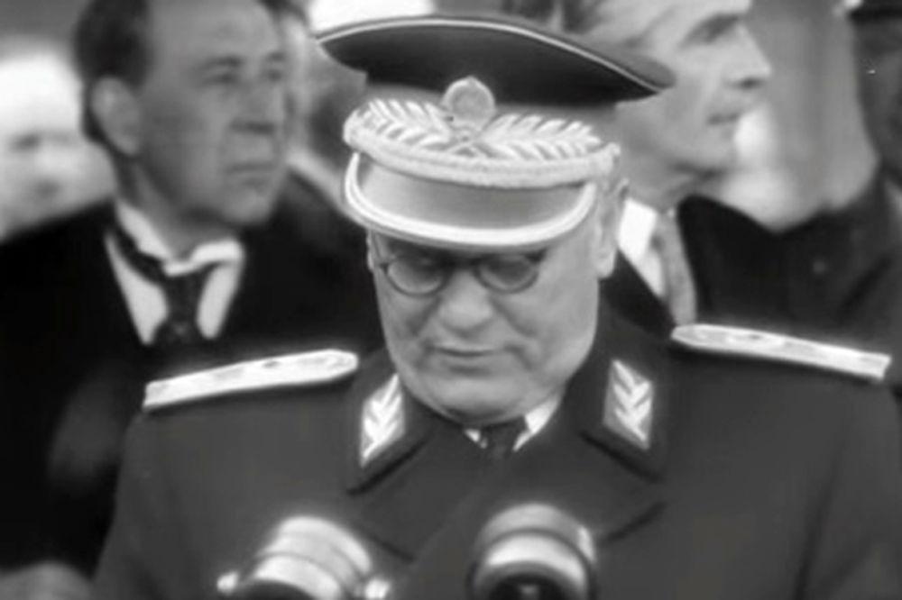 Frankfurter algemajne cajtung: Tito je jedan od najvećih masovnih ubica 20. veka!