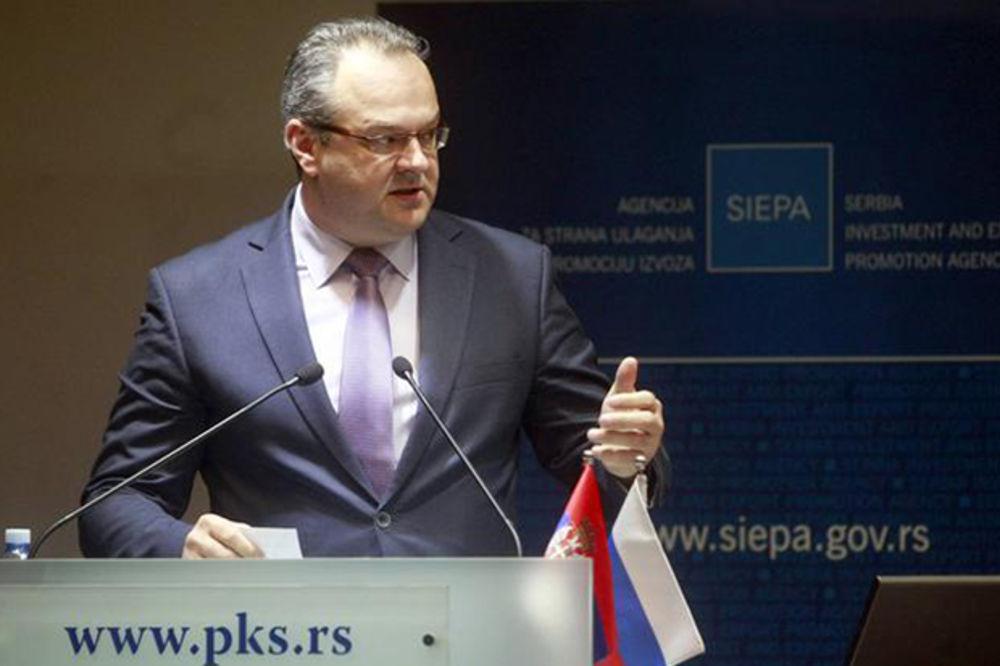 Sertić: I kao ministar ću raditi u interesu privrede