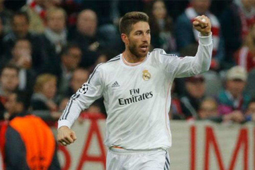(VIDEO) LJUT NA KAMERMANA: Ramos neprecizan? Grdno se varate!