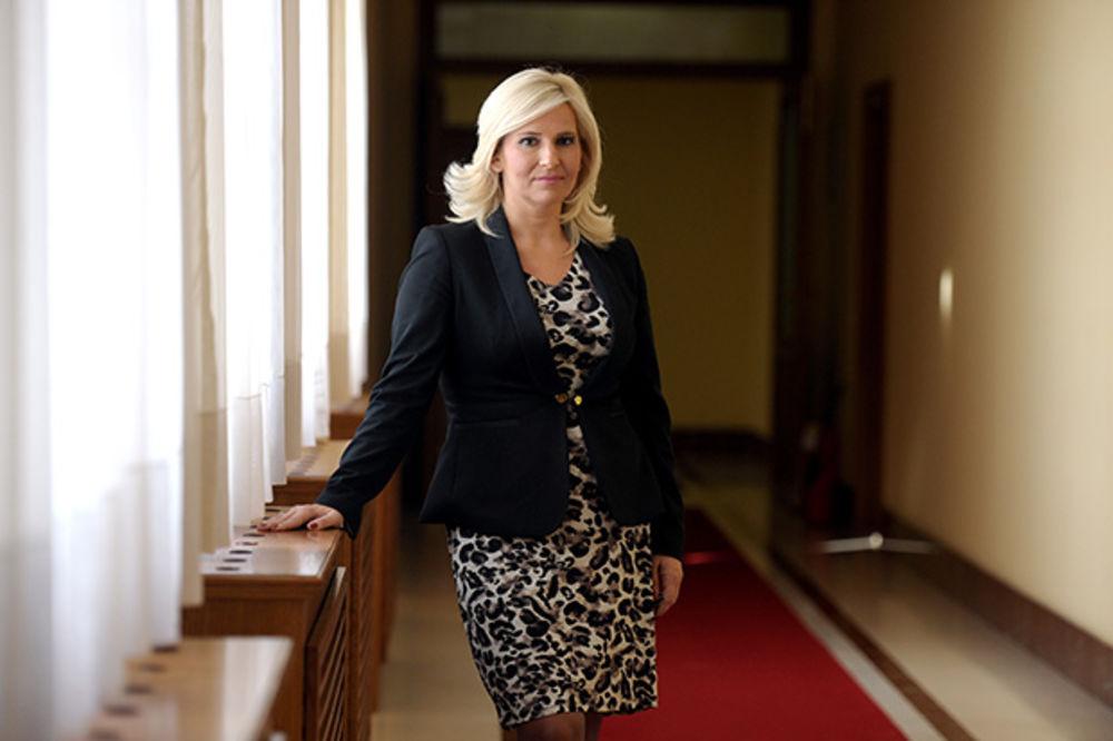 SLUČAJ ČAJETINA Mihajlovićeva: Ministarstvo sve radilo po zakonu