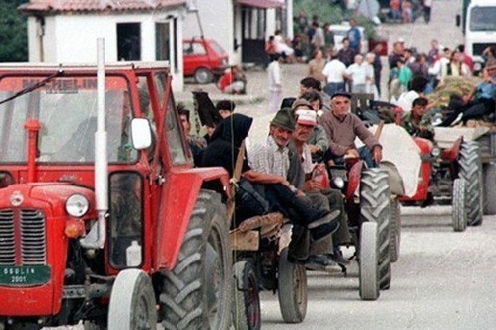20. GODIŠNJICA BLJESKA Dodik: Za stradanje Srba niko nije odgovarao