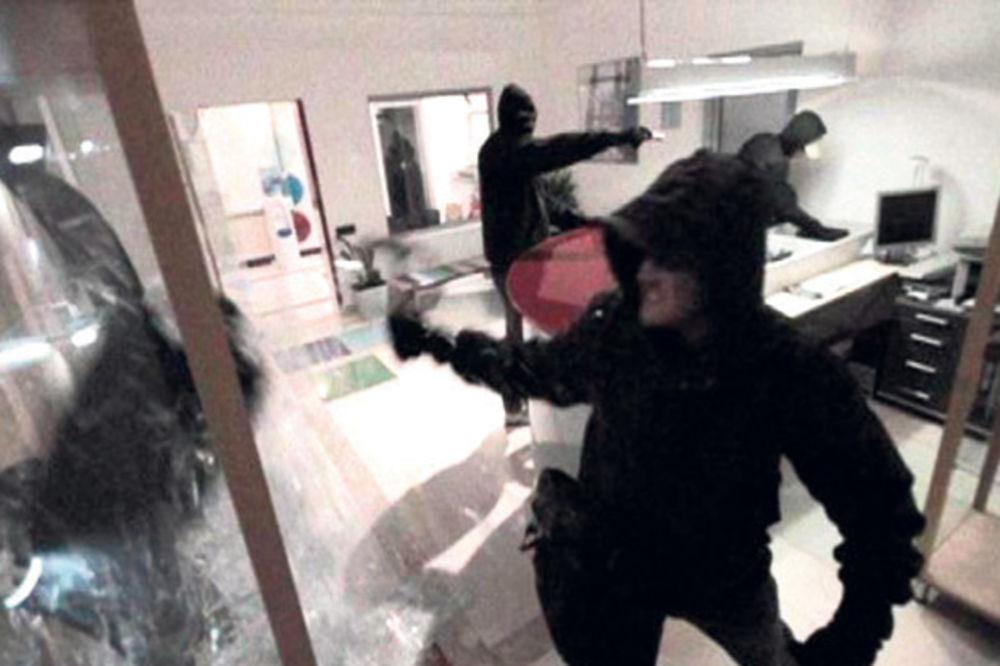ATINA: Policija pohapsila četvoricu Srba članova grupe Pink panter!